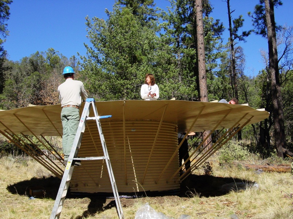 Wildlife habitat enhancement projects the mountain monthly for Nm department of game and fish